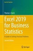 Excel 2019 for Business Statistics (eBook, PDF)