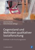 Gegenstand und Methoden qualitativer Sozialforschung (eBook, PDF)