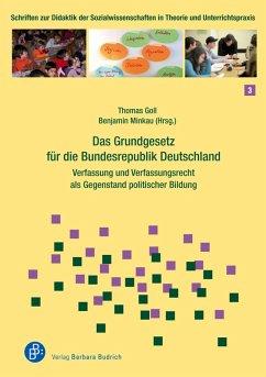 Das Grundgesetz für die Bundesrepublik Deutschland (eBook, PDF)