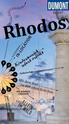DuMont direkt Reiseführer Rhodos (eBook, PDF) - Latzke, Hans E.