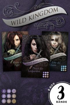 Wild Kingdom: Sammelband zur royalen Gestaltwandler-Serie Wild Kingdom