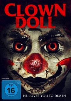Clown Doll - He loves you to Death - Cohen,Sarah/Clark,Jon-Scott/Milner Evans,Ka