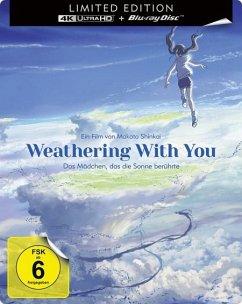 Weathering With You - Das Mädchen, das die Sonne berührte Steelbook
