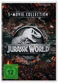 Jurassic World - 5-Movie Collection DVD-Box