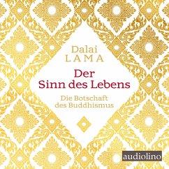 Der Sinn des Lebens, 2 Audio-CD - Dalai Lama XIV.