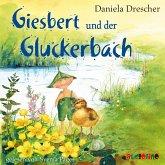 Giesbert und der Gluckerbach, 1 Audio-CD