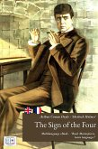 The Sign of the Four (English + French Interactive Version) (eBook, ePUB)