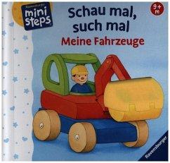 Schau mal, such mal: Meine Fahrzeuge (Restauflage) - Häfner, Carla