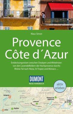 DuMont Reise-Handbuch Reiseführer Provence, Côte d'Azur (eBook, PDF) - Simon, Klaus