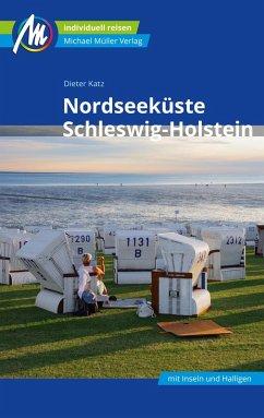 Nordseeküste - Schleswig-Holstein Reiseführer Michael Müller Verlag (eBook, ePUB) - Katz, Dieter