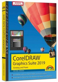 CorelDRAW Graphics Suite 2019 / 2020 - Einstieg und Praxis - Gradias, Michael