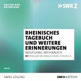 Rheinisches Tagebuch und andere Erinnerungen (MP3-Download)