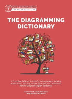 The Diagramming Dictionary: A Complete Reference Tool for Young Writers, Aspiring Rhetoricians, and Anyone Else Who Needs to Understand How English Works (Grammar for the Well-Trained Mind) (eBook, ePUB) - Bauer, Susan Wise; Otto, Jessica