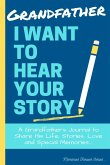 Grandfather, I Want To Hear Your Story
