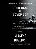 Four Days in November: The Assassination of President John F. Kennedy (eBook, ePUB)