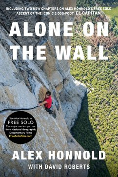 Alone on the Wall (Expanded Edition) (eBook, ePUB) - Honnold, Alex