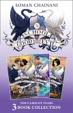 The School for Good and Evil 3-book Collection: The Camelot Years (Books 4- 6): (Quests for Glory, A Crystal of Time, One True King) (The School for Good and Evil) (eBook, ePUB)
