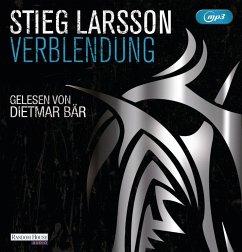 Verblendung / Millennium Bd.1 (2 MP3-CDs) (Mängelexemplar) - Larsson, Stieg