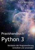 Praxishandbuch Python 3 (eBook, PDF)