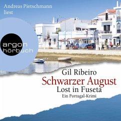 Schwarzer August / Leander Lost Bd.4 (MP3-Download) - Ribeiro, Gil