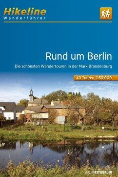 Wanderführer Rund um Berlin