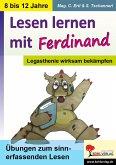 Lesen lernen mit Ferdinand