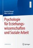 Psychologie für Erziehungswissenschaften und Soziale Arbeit
