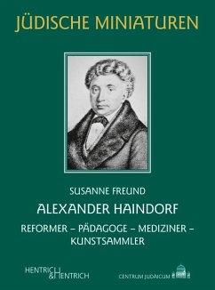 Alexander Haindorf - Freund, Susanne