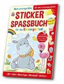 Stickerspaßbuch Kindergarten