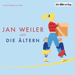 Die Ältern / Pubertier Bd.4 (2 Audio-CDs) - Weiler, Jan