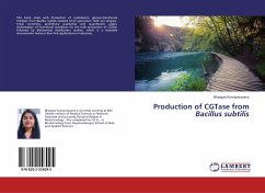 Production of CGTase from Bacillus subtilis