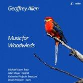 Geoffrey Allen: Musik Für Holzbläser