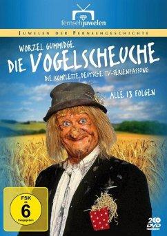 Die Vogelscheuche-Die komplette deutsche TV-Seri - Hill,James