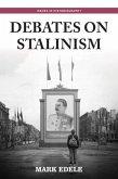 Debates on Stalinism (eBook, ePUB)