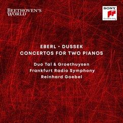 Beethoven'S World: Concertos For 2 Pianos - Goebel,R./Tal & Groethuysen/Frankfurt Rso