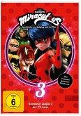 Miraculous - Geschichten von Ladybug & Cat Noir - Die komplette 3. Staffel DVD-Box