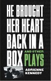 He Brought Her Heart Back in a Box and Other Plays (eBook, ePUB)