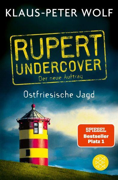 Buch-Reihe Rupert undercover