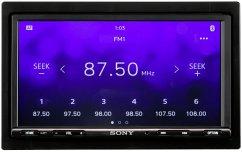 Sony XAV-3550D