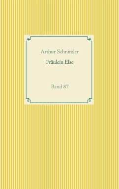 Fräulein Else (eBook, ePUB)