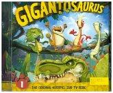 Gigantosaurus - Mazus Mutprobe, 1 Audio-CD