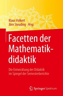 Facetten der Mathematikdidaktik