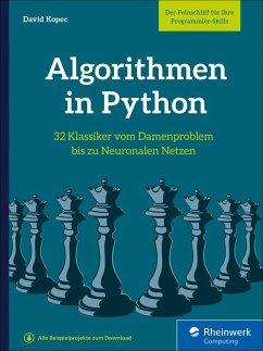 Algorithmen in Python (eBook, ePUB) - Kopec, David