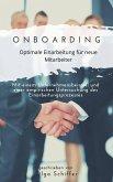 Onboarding - optimale Einarbeitung für neue Mitarbeiter (eBook, ePUB)