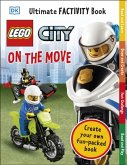 LEGO City On The Move Ultimate Factivity Book
