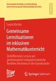 Gemeinsame Lernsituationen im inklusiven Mathematikunterricht (eBook, PDF)