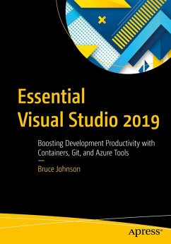Essential Visual Studio 2019 (eBook, PDF) - Johnson, Bruce