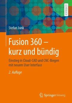 Fusion 360 - kurz und bündig (eBook, PDF) - Junk, Stefan