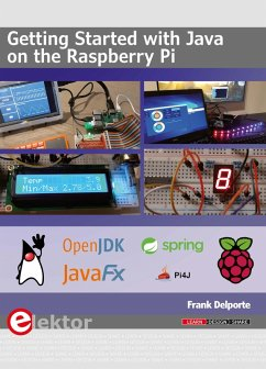 Getting Started with Java on the Raspberry Pi (eBook, PDF) - Delporte, Frank