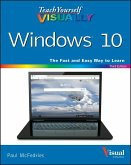 Teach Yourself VISUALLY Windows 10 (eBook, PDF)
